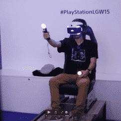 O maior stand de sempre da Sony num evento em Portugal trouxe novidades como o novo sistema PlayStation VR, que em 2016 traz a realidade virtual à consola.