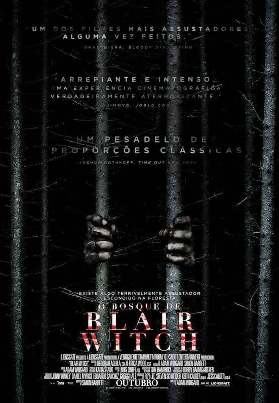 BLAIR WITCH_POSTER_70X100CM