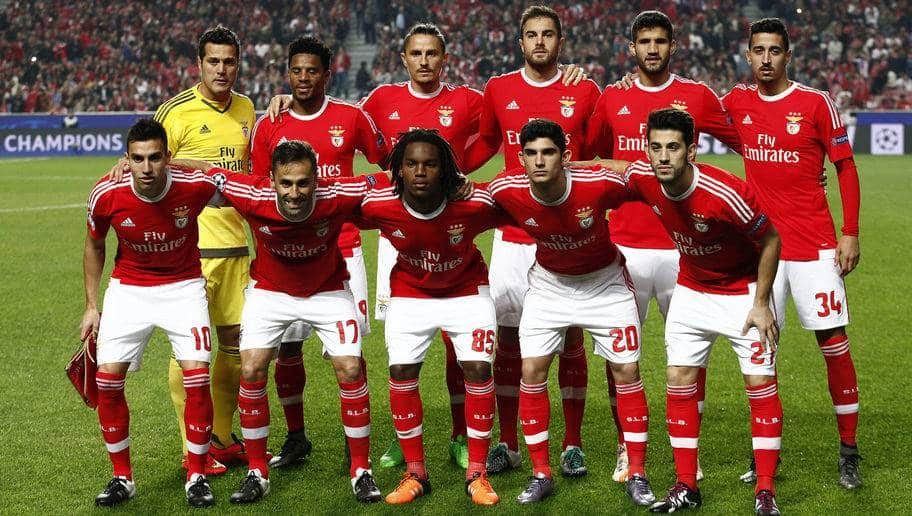 SL Benfica v Club Atletico de Madrid – UEFA Champions League