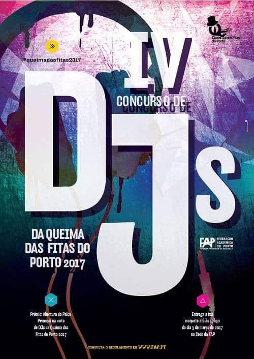 Concurso Djs