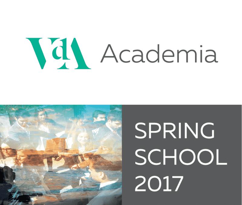 VdA_Academia_Spring_School_2017_banner1