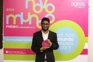 Equipa da FCUL vence Prémio Inovação Ageas - Novo Mundo