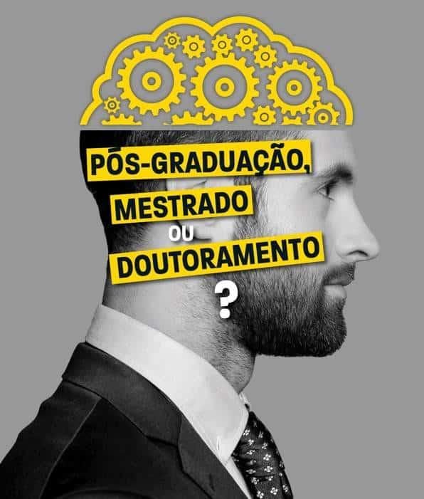 Pós-graduação, mestrado ou doutoramento? | Mais Superior