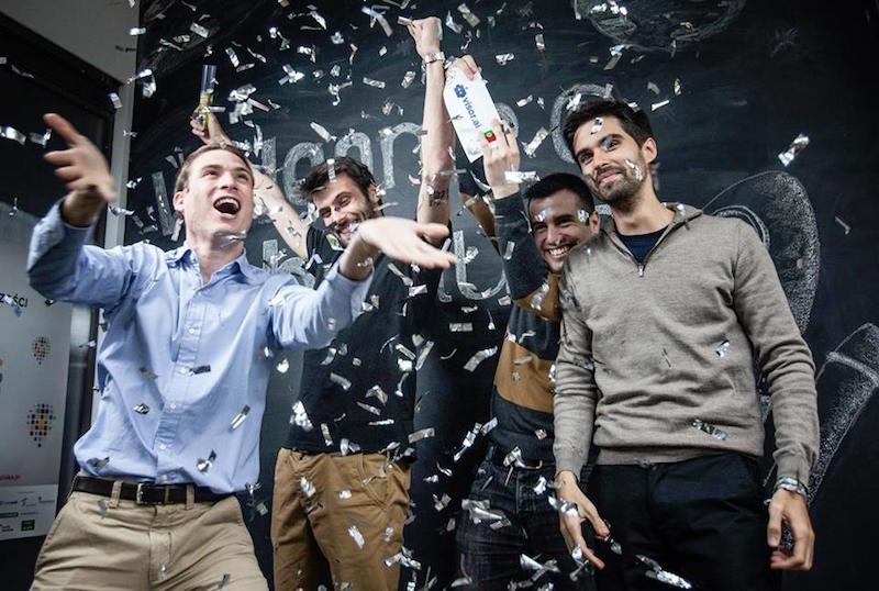 Startup portuguesa vence programa de acelaração corporativa