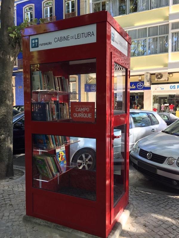 Biblioteca Mais Pequena do Mundo CO