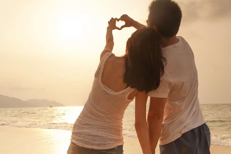 Fins de semana fora criam relações mais felizes
