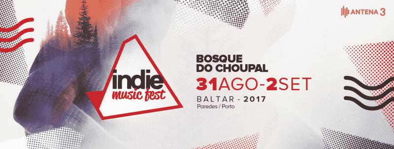 Indie Music Fest já fechou o cartaz