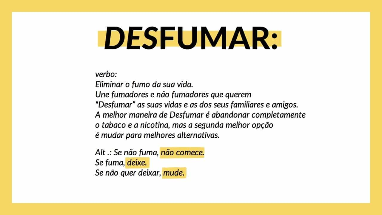 desfume 2