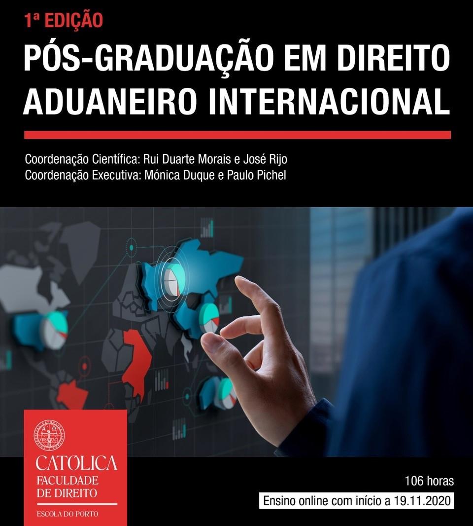 thumbnail_Pós-Graduação em Direito Aduaneiro Internacional